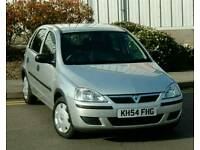 Vauxhall corsa 1.2 54 plate 87,000 miles