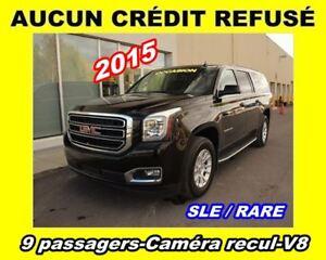 2015 GMC Yukon XL **9 PASSAGERS** SLE / RARE