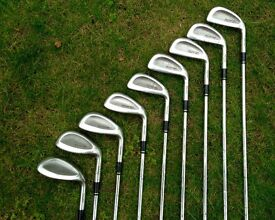Golf Clubs - Maruman Conductor MST 41 Cavity Blades 3-SW - Excellent Condition