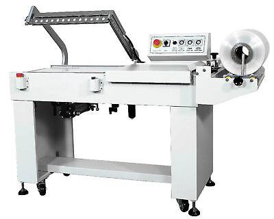 New Entrepack L1611 L-bar Shrink Wrap Machine