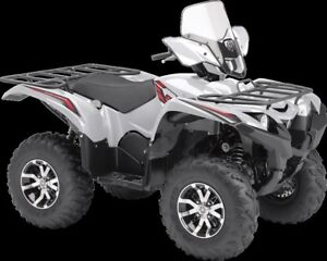 2018 yamaha  Grizzly 700 EPS  LE AS LOW AS $55/WEEKLY OAC