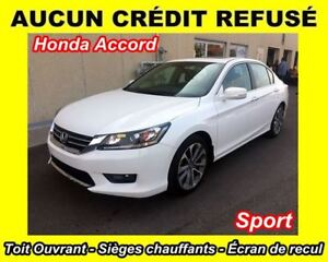 2015 Honda Accord Sport**TOIT OUVRANT**BLUETOOTH**A/C**