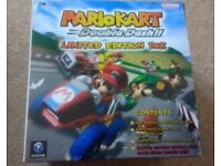 Limited edition Mario Kart Double Dash (+ Zelda) boxed Nintendo Gamecube Console