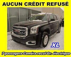2015 GMC Yukon XL SLE 4X4 CAMÉRA RECUL GR. ÉLECTRIQUE *7 PASSAGE