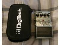 Digitech The Weapon guitar pedal