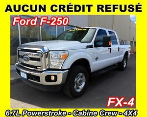 2014 Ford F-250 FX4 **Super Duty**