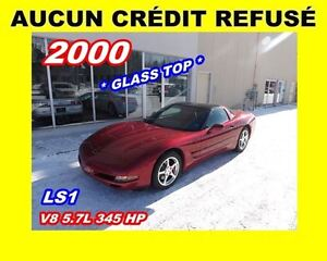 2000 Chevrolet Corvette **Targa**Condition Show Room**