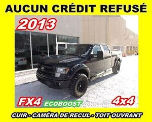 2013 Ford F-150 FX4*4x4*toit ouvrant, cuir*ECOBOOST*