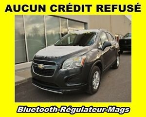 2015 Chevrolet Trax AWD *BLUETOOTH* + CLIMATISEUR