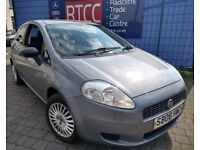 2008 (08), Fiat Grande Punto 1.2 Active 3dr Hatchback, AA COVER & AU WARRANTY INCLUDED, £1,495 ono
