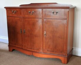 Sideboard - Light Mahogany by Strongbow