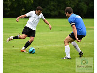 Can you play this weekend? 11 a-side football at Clapham on Saturday - Availability for this month