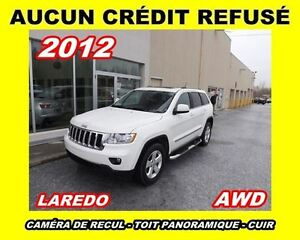 2012 Jeep Grand Cherokee **Cuir, Toit panoramique, Navigation**A