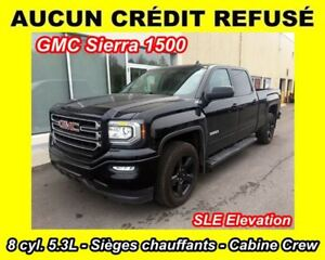 2017 GMC Sierra 1500 CREW CAB SLE *ELEVATION*