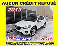 2013 Mazda CX-5 **GT**AWD, Cuir, Navigation, Toit ouvrant**
