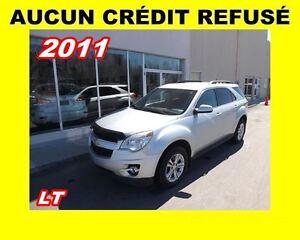 2011 Chevrolet Equinox LT**AUCUN CRÉDIT REFUSÉ**