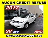2012 Nissan Murano SV*AWD*toit panoramique*