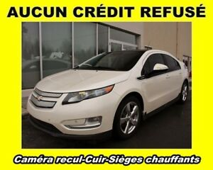 2012 Chevrolet Volt Electric CUIR *SIEGES CHAUFFANTS* CAMERA REC