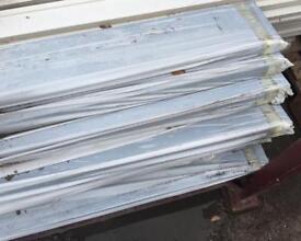 🌩New Black Facia Boards * 150mm X 16mm X 5mm