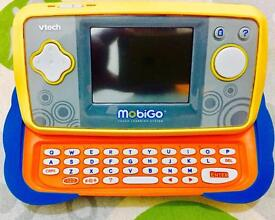 MobiGo Learning System with game
