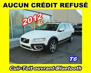 2012 Volvo XC70 **Cuir**Toit ouvrant**Bluetooth