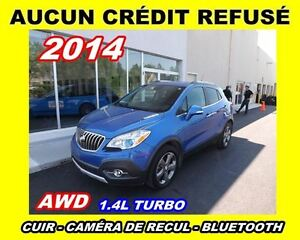 2014 Buick Encore *1.4L TURBO*AWD*caméra de recul*