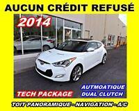 2014 Hyundai Veloster Tech**Navigation,Cuir,Toit pano**