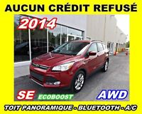 2014 Ford Escape *SE*AWD, Toit panoramique*ecoboost*