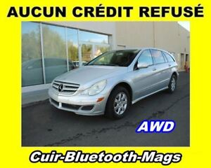 2006 Mercedes-Benz R-Class 6 passagers**Cuir**Bluetooth**