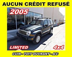 2005 Jeep Liberty Limited**AUCUN CREDIT REFUSE**