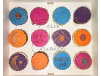 Four o'Clock Crumbs, Cupcakes, Celebration Cakes, Desserts, Wedding, Birthday, Eid, Party