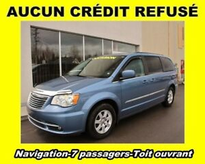 2011 Chrysler Town & Country TOURING TOIT OUVRANT NAVIGATION *7