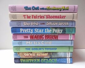 Enid Blyton Children's Book Collection - 9 Books - Good Condition - Hardback