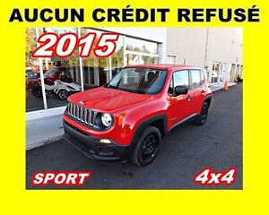 2015 Jeep Renegade Sport*4x4*Seulement 8 217 km*