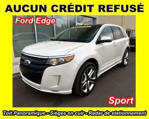 2012 Ford Edge Sport**AWD**6 CYL. 3.7L**TOIT PANO**WOW**