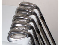 TITLEIST TORNADO 2 ----- 5-6-7-9 IRONS & PITCH WEDGE RIGHT HANDED GOLF CLUBS