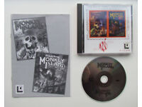 The Secret Of Monkey Island + Monkey Island 2 LeChuck's Revenge, PC game, 1 CD, Lucas Arts