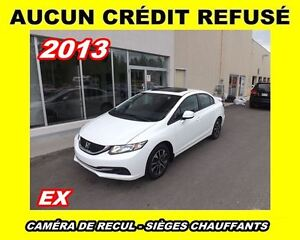2013 Honda Civic **EX**toit ouvrant,Mags,bluetooth**