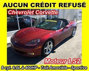 2007 Chevrolet Corvette Coupe *LS2*