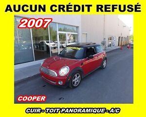2007 MINI Cooper Classic *TOIT PANORAMIQUE**CUIR**