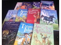Usborne young reading classics book set for children age 6+