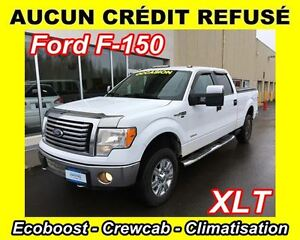 2011 Ford F-150 XLT**ÉCOBOOST**