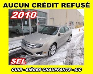2010 Ford Fusion **SEL**CUIR**MAGS**