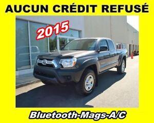 2015 Toyota Tacoma **Bluetooth**A/C**Mags