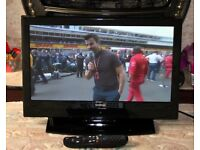 Goodmans 19 inch HD Ready LCD TV with Freeview