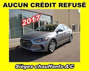 2017 Hyundai Elantra **Sièges chauffants**A/C