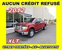 2012 Ford F-150 XLT 4x4 *BLUETOOTH,A/C*