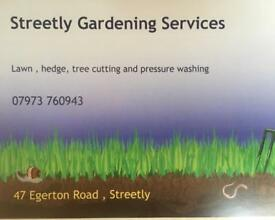 Streetly Gardening Services, Sutton Coldfield, West Midlands