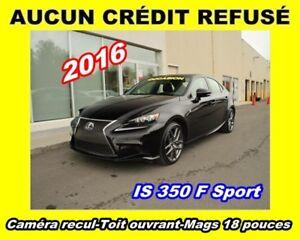 2016 Lexus IS 350 **IS 350 F Sport**Navigation**Toit ouvrant