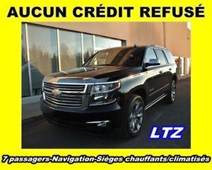 2016 Chevrolet Tahoe ** LTZ ** GPS ** TOIT OUVRANT ** LUXUEUX **